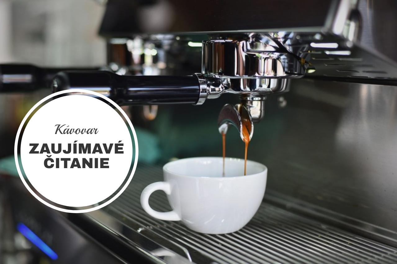 Kúpiť alebo nekúpiť kávovar na firmu?