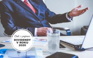 Dividendy v roku 2020